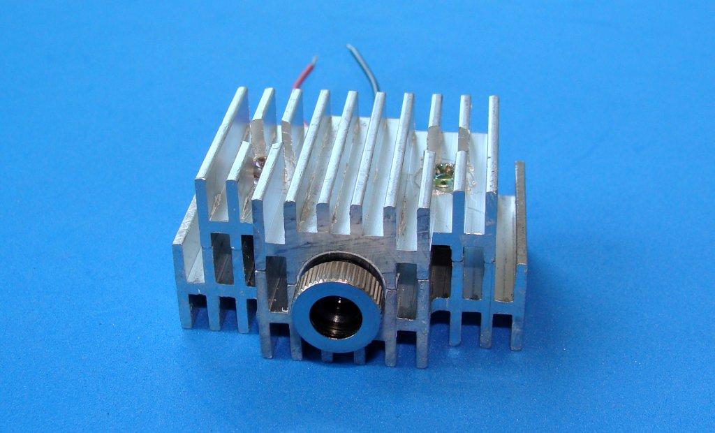 100mw 808nm Infrarot Lasermodul Im Lamellenk 252 Hlk 246 Rper